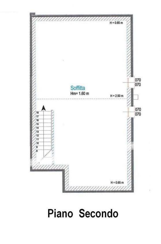 Villetta A Schiera Di Testa Rif C65b1 Progetto Casa