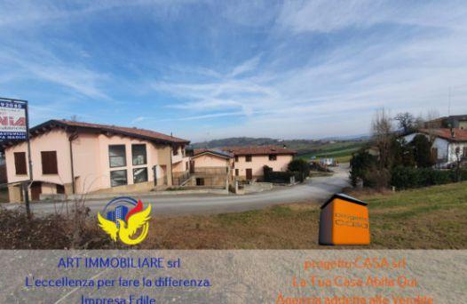 RIF.A506 BILOCALE IN CORSO DI FINITURA A SCELTA DEL CLIENTE A POCHI PASSI DAL PAESE.