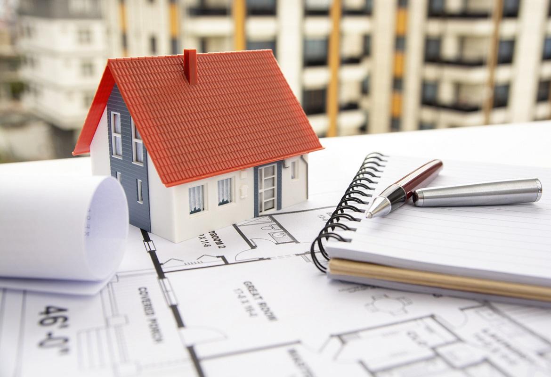progetto per la ristrutturazione di un immobile