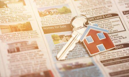 promozione pubblicitaria vendita immobili sul giornale